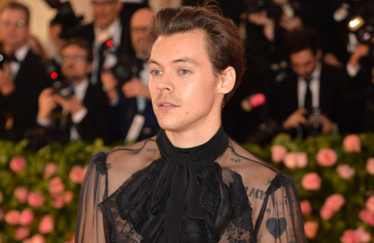 Harry Styles is 'having an awesome time' with Olivia Wilde