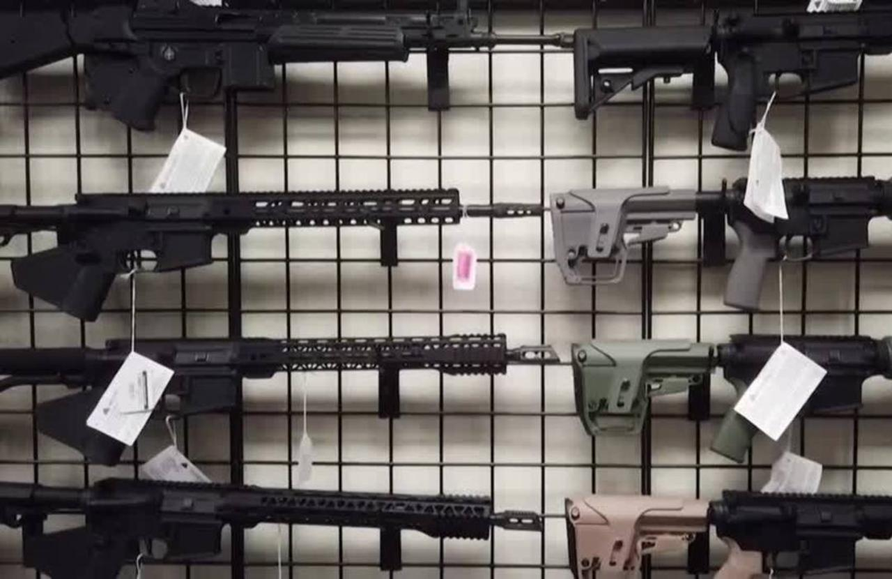 California's 32-yr assault weapons ban overturned