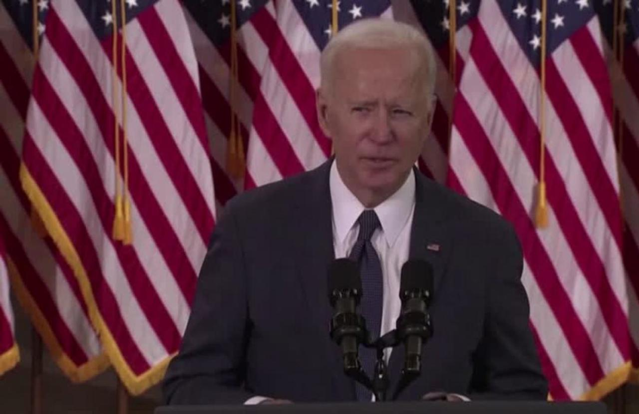 Biden rejects new GOP infrastructure offer