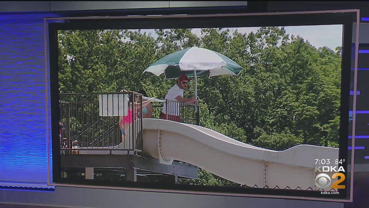 County Pools Open For The Weekend