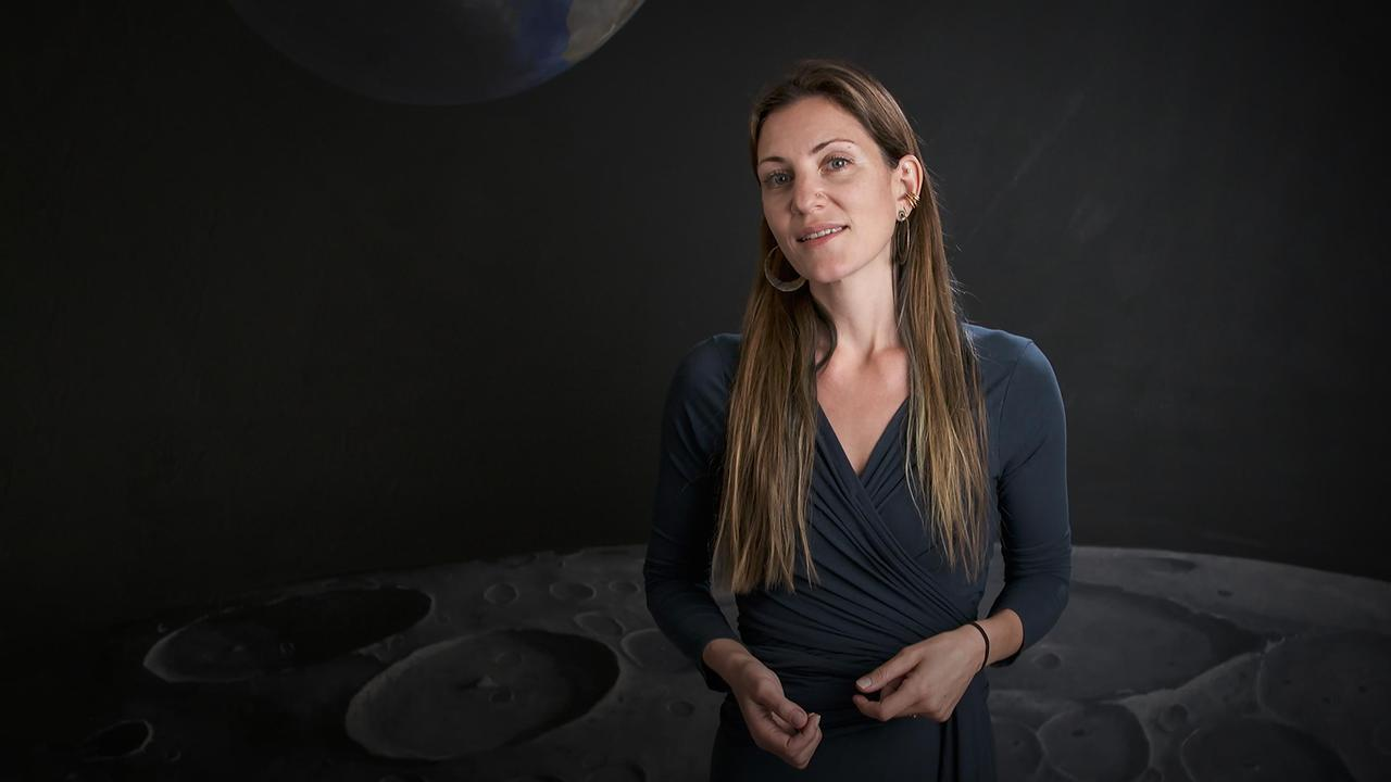 Civilization on the Moon -- and what it means for life on Earth   Jessy Kate Schingler