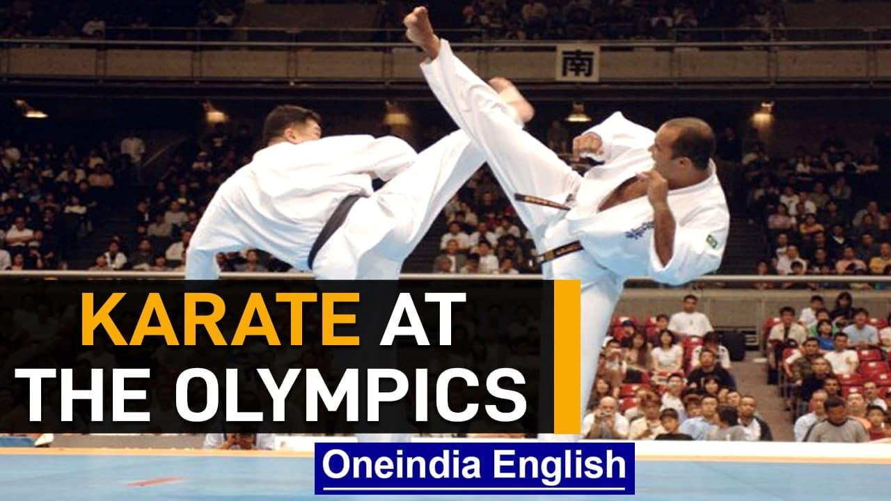 Tokyo Olympics 2020 is to host Karate tournament: Tradition vs Commercialisation   Oneindia News
