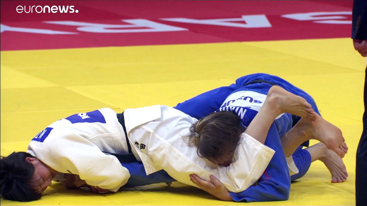 Great first day for Japan as World Judo Championships kick-off in Hungary