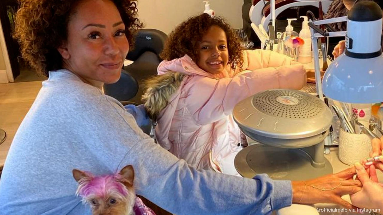 NEWS OF THE WEEK: Mel B separated from nine-year-old daughter for months during Covid lockdown