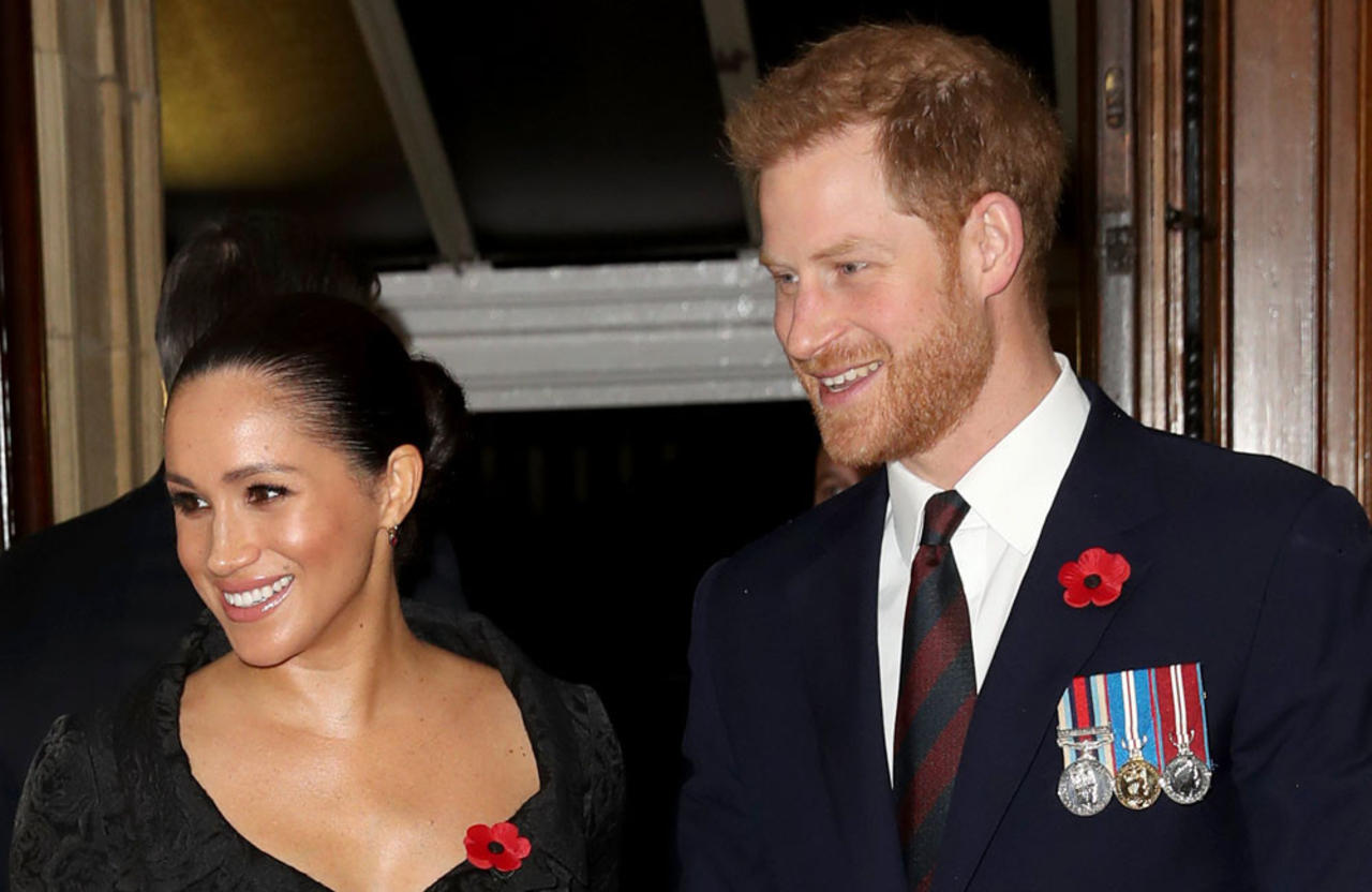 Meghan Markle's baby due in DAYS: two names in the running