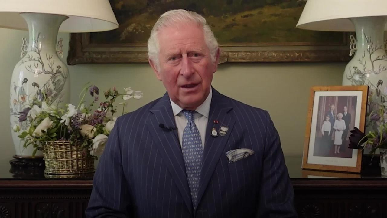 Prince Charles marks D-Day anniversary with video message