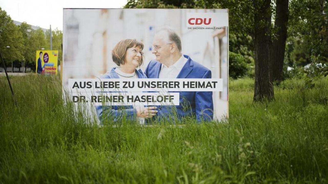 Germans vote in Saxony-Anhalt in last test before national poll