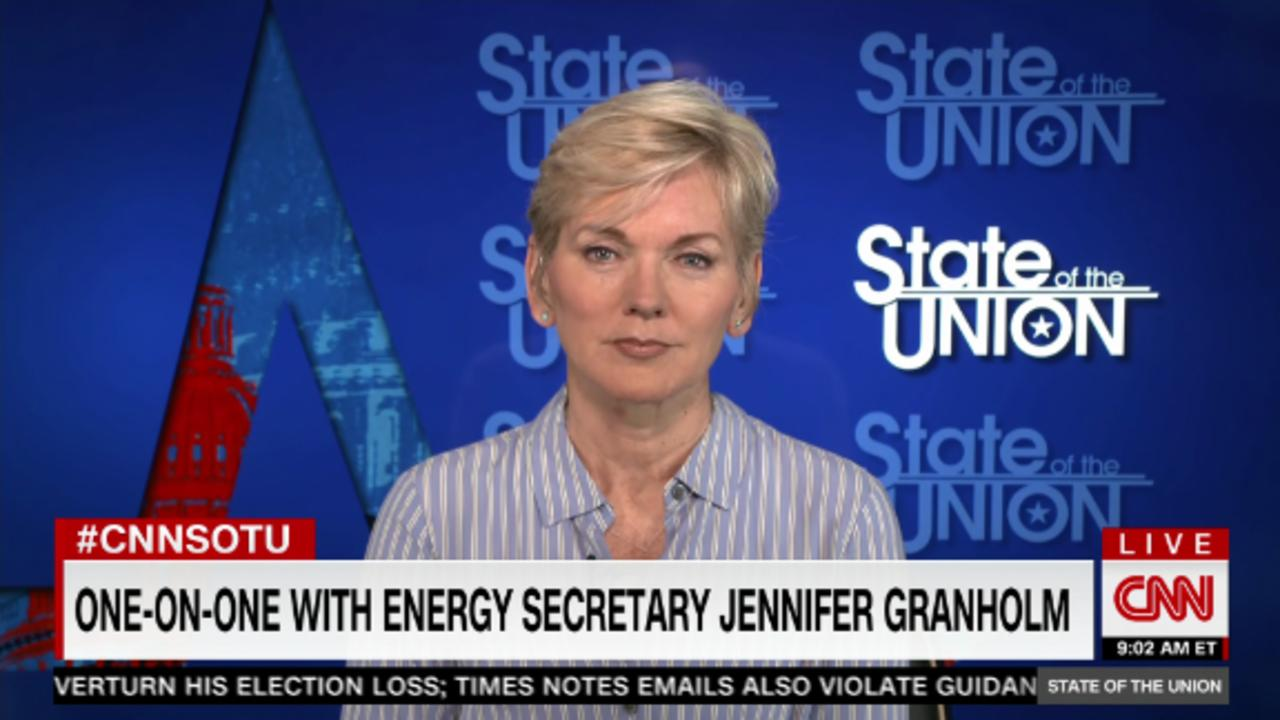 Granholm: Infrastructure talks must be done 'soon'