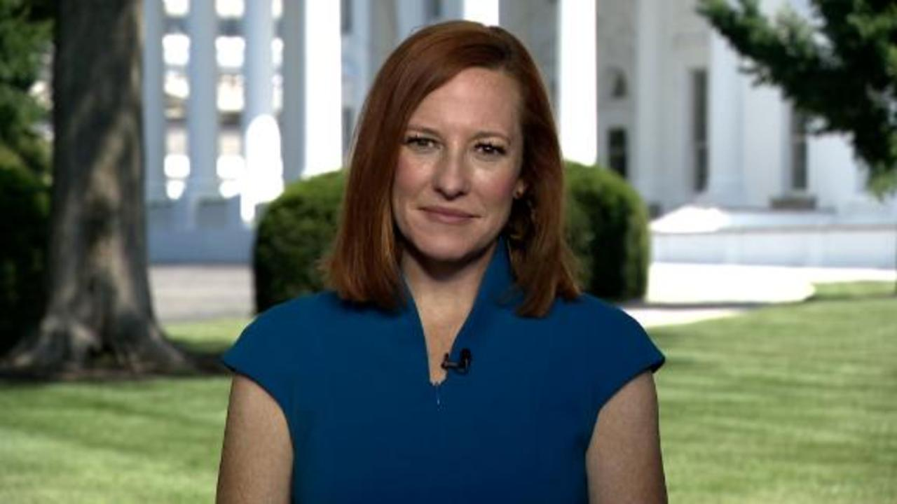Psaki: I can't let briefings become a forum for propaganda