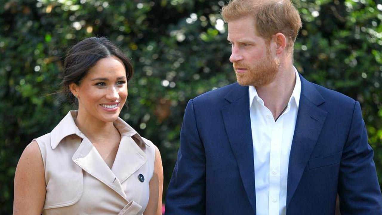 Prince Harry and Meghan welcome baby girl named after Queen and Princess Diana
