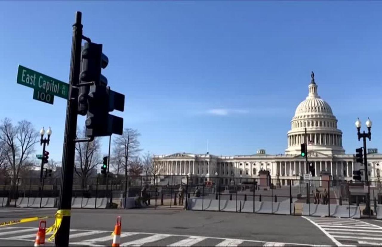 Democrats prep infrastructure bill in U.S. Congress