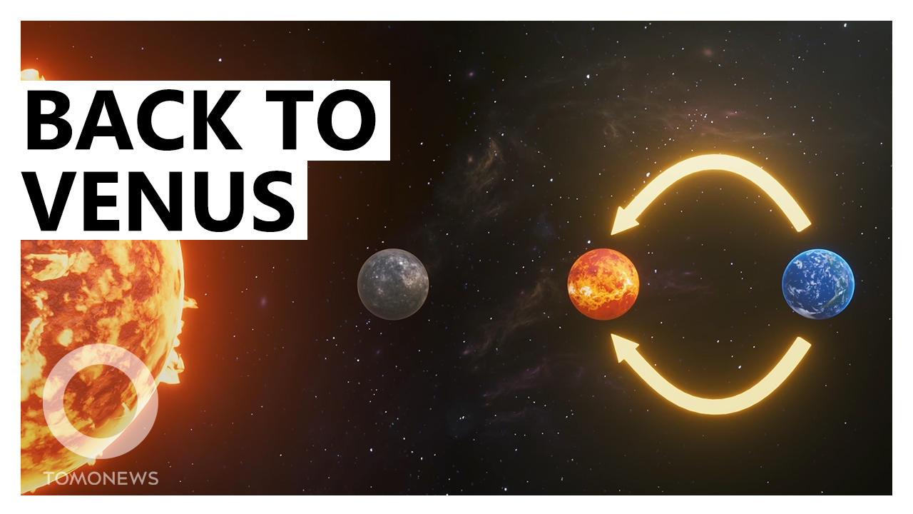 NASA Gets a Billion Dollars to Probe Venus Again