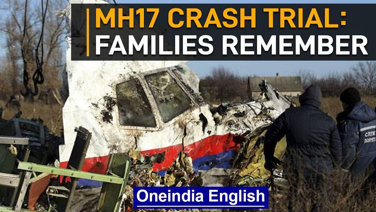 MH17 crash trial moves into next phase, victims' families come together | Oneindia News