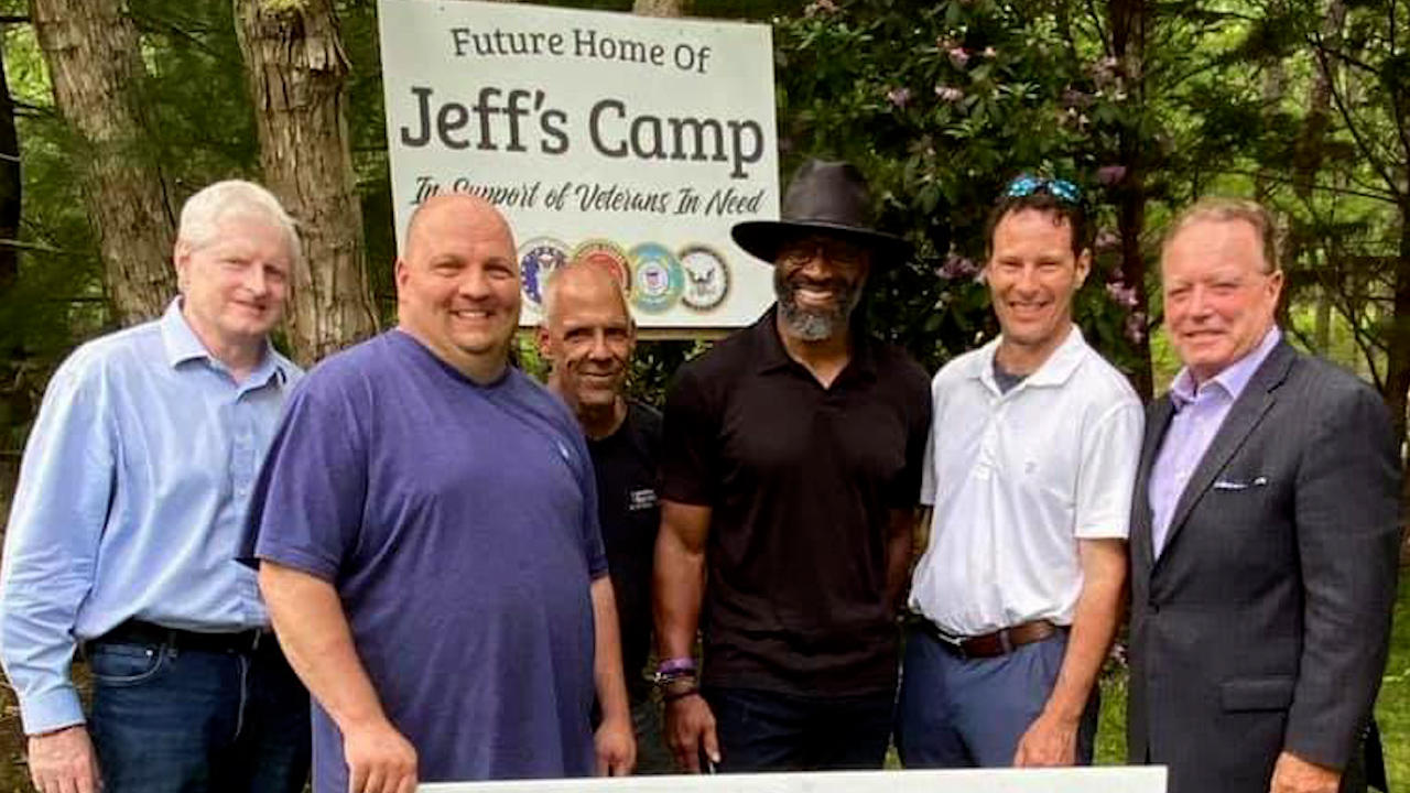 Veteran Honors Partner By Donating Land To Help Struggling Vets