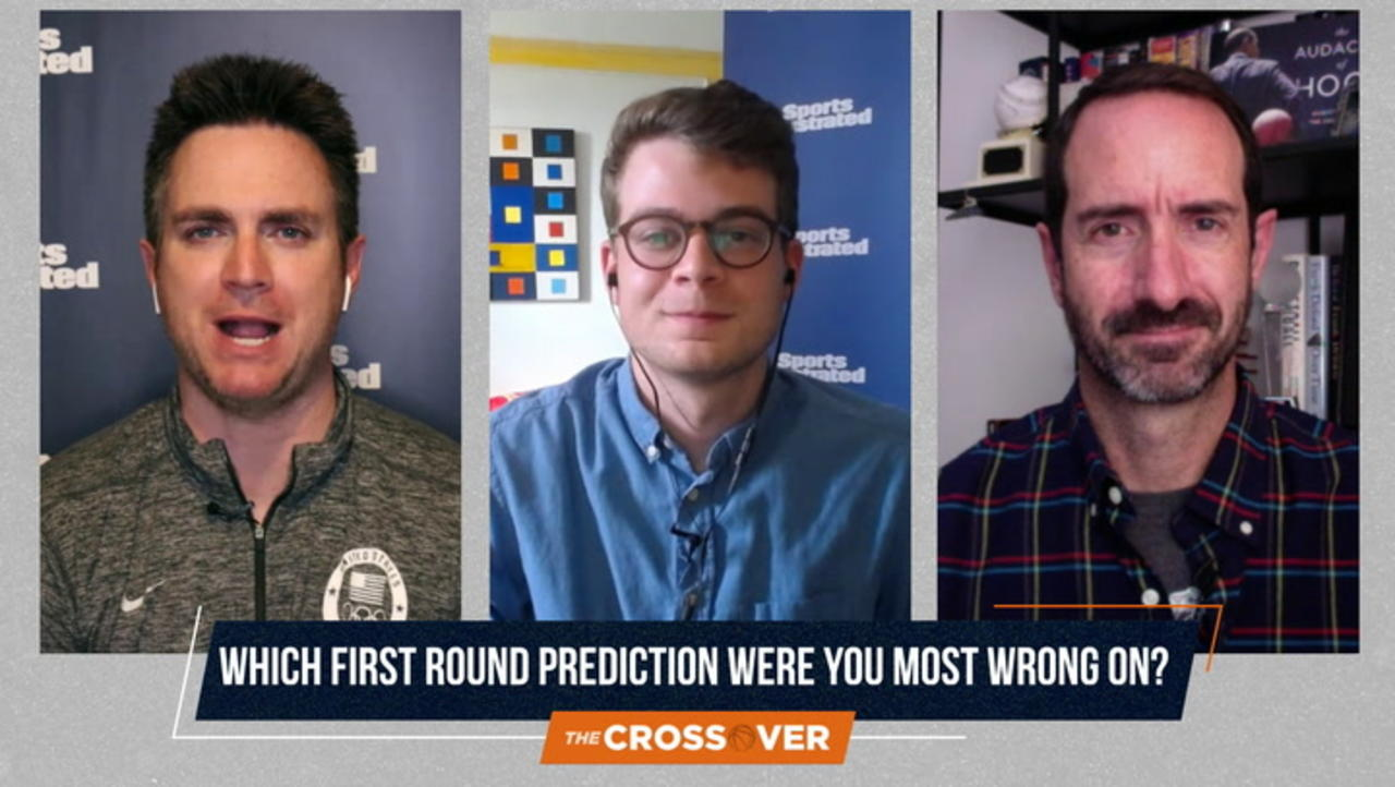 The Crossover Shares the First Round Predictions They Were Most Wrong About