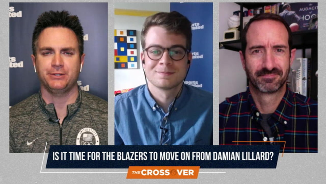 The Crossover: Is it Time for the Blazers to Move on from Damian Lillard?