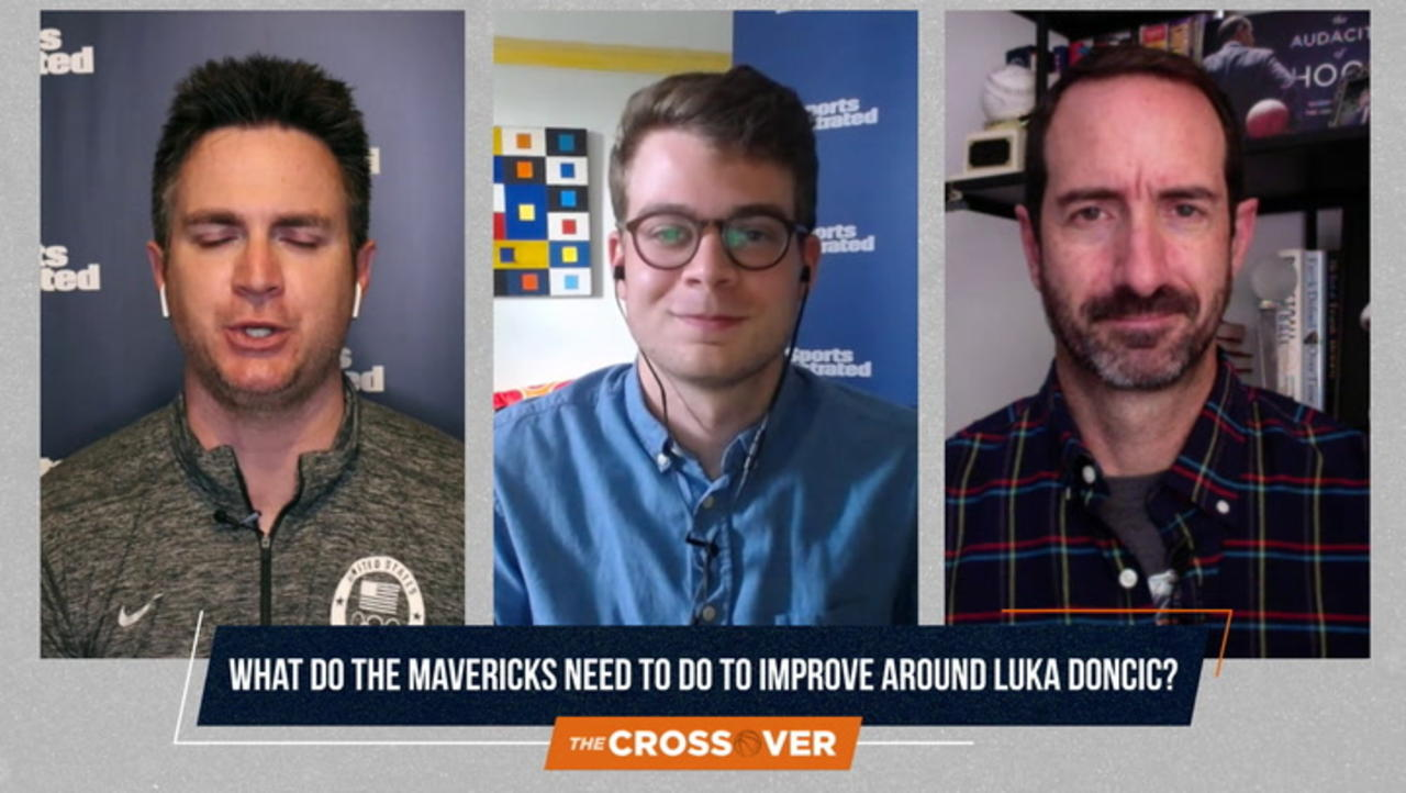 The Crossover: What do the Mavericks Need to do to Help Out Luka Doncic?