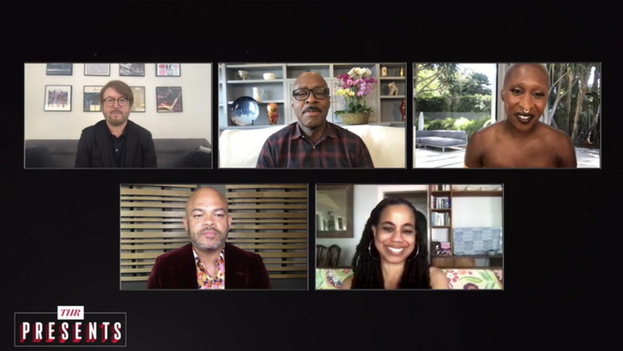 'Genius: Aretha': 'THR Presents' Q&A With Cynthia Erivo, Courtney B. Vance, Anthony Hemingway and Suzan-Lori Parks
