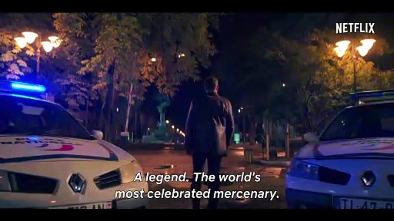 The Last Mercenary Movie (2021) - Jean-Claude Van Damme