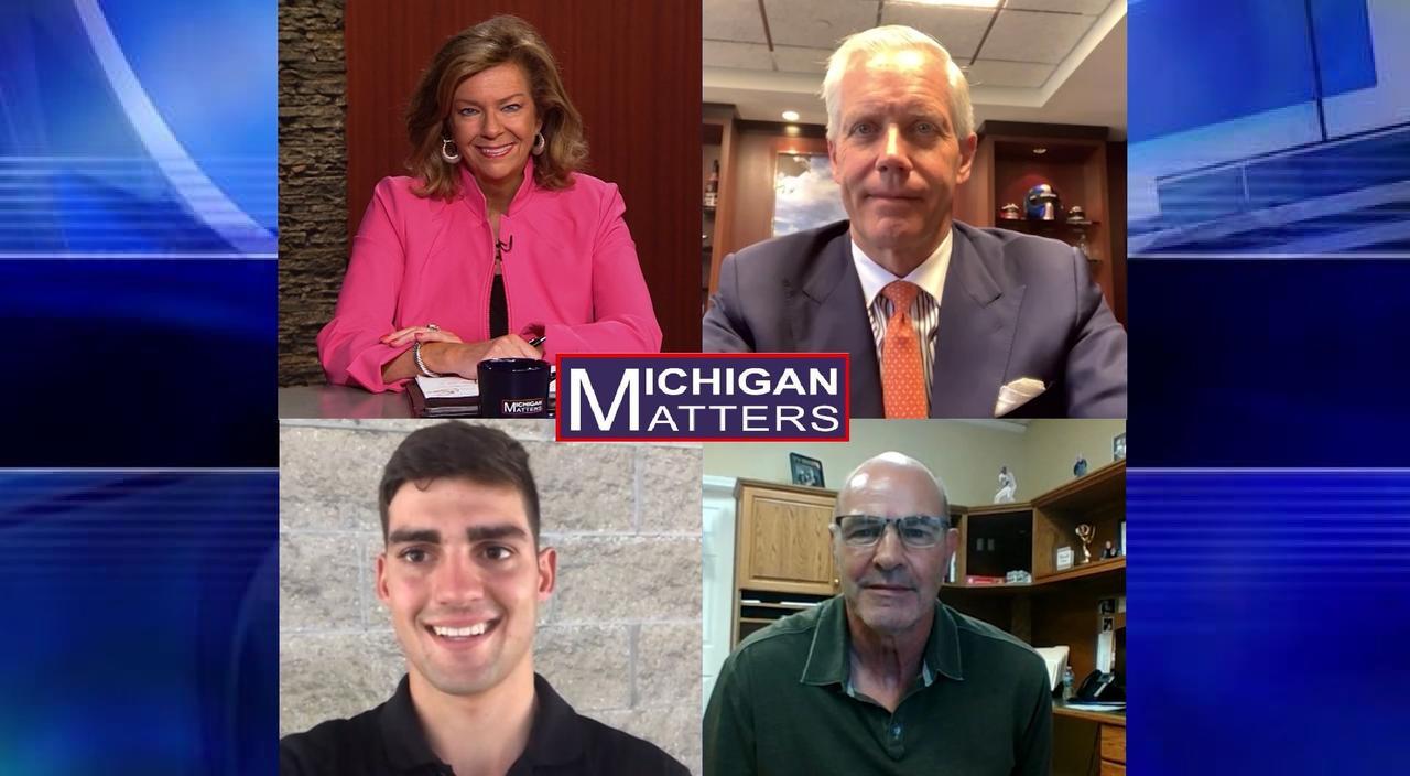 Michigan Matters: Motor Racing and Kirk Gibson