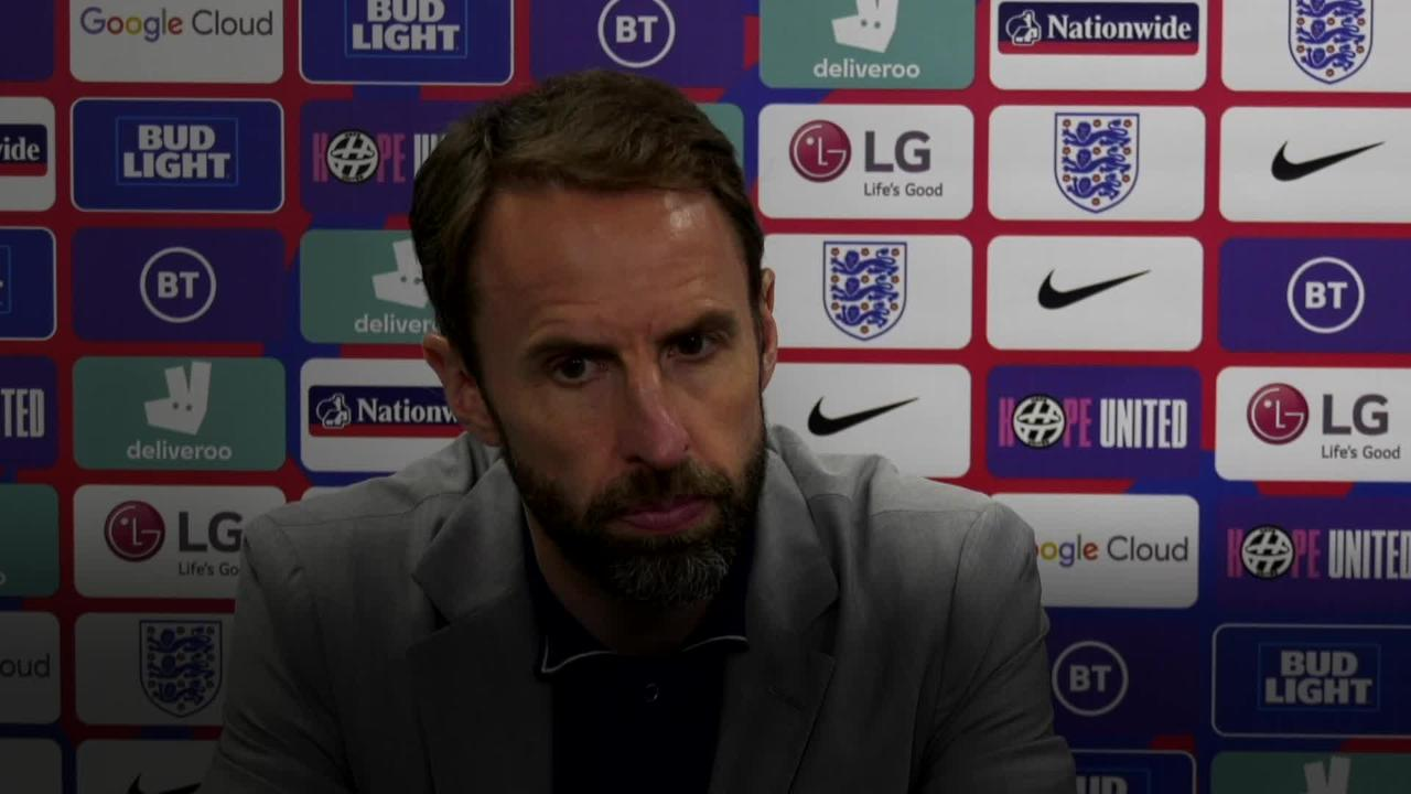 Gareth Southgate vows England players will continue taking knee after more boos