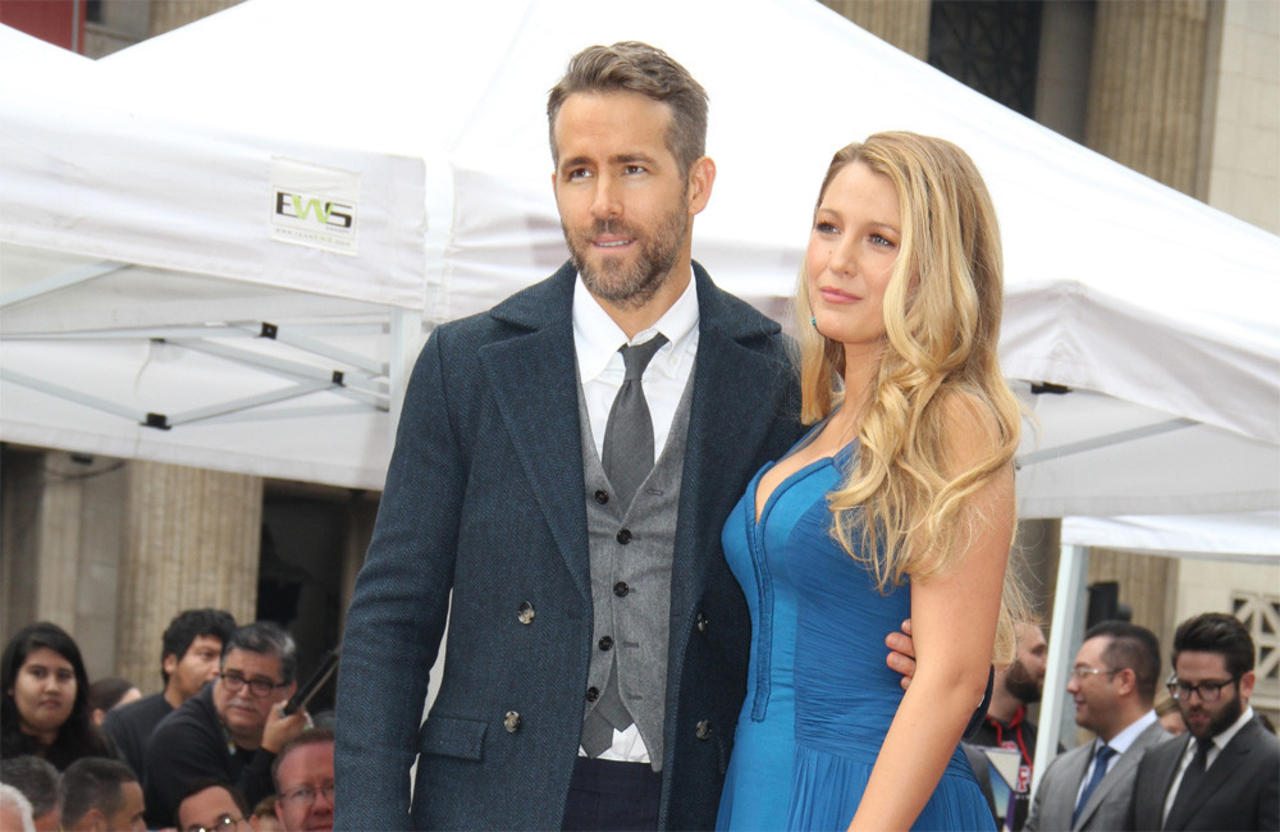 Ryan Reynolds shared anxiety battle with daughters to show them it's OK to feel sad or angry