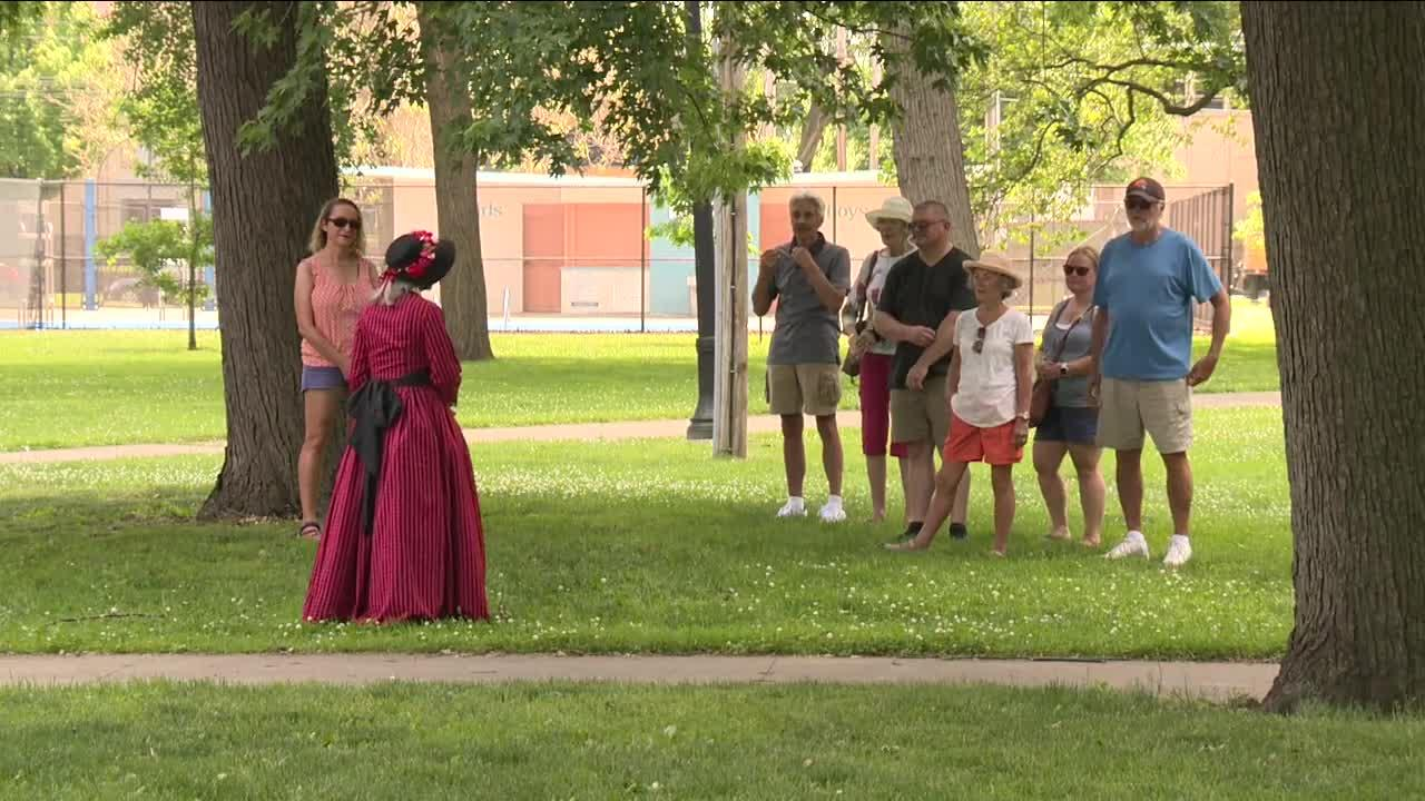 Learn about Cleveland's rich history through annual Take A Hike Tours