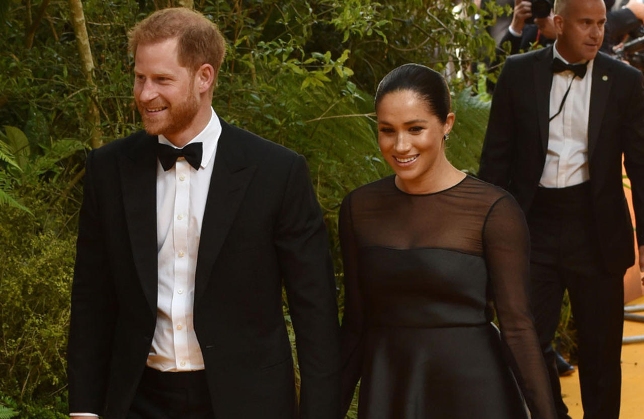 Archewell to continue while Duke and Duchess of Sussex are on parental leave