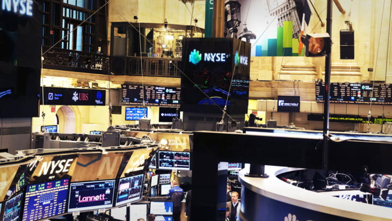 Jim Cramer Returns to the NYSE: 'This Is Capitalism'
