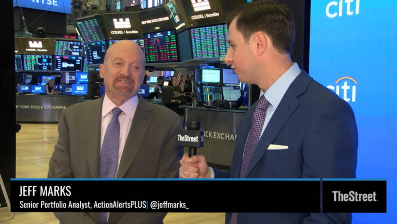 Jim Cramer: Adam Aron Is Playing Offense Thanks to AMC Apes