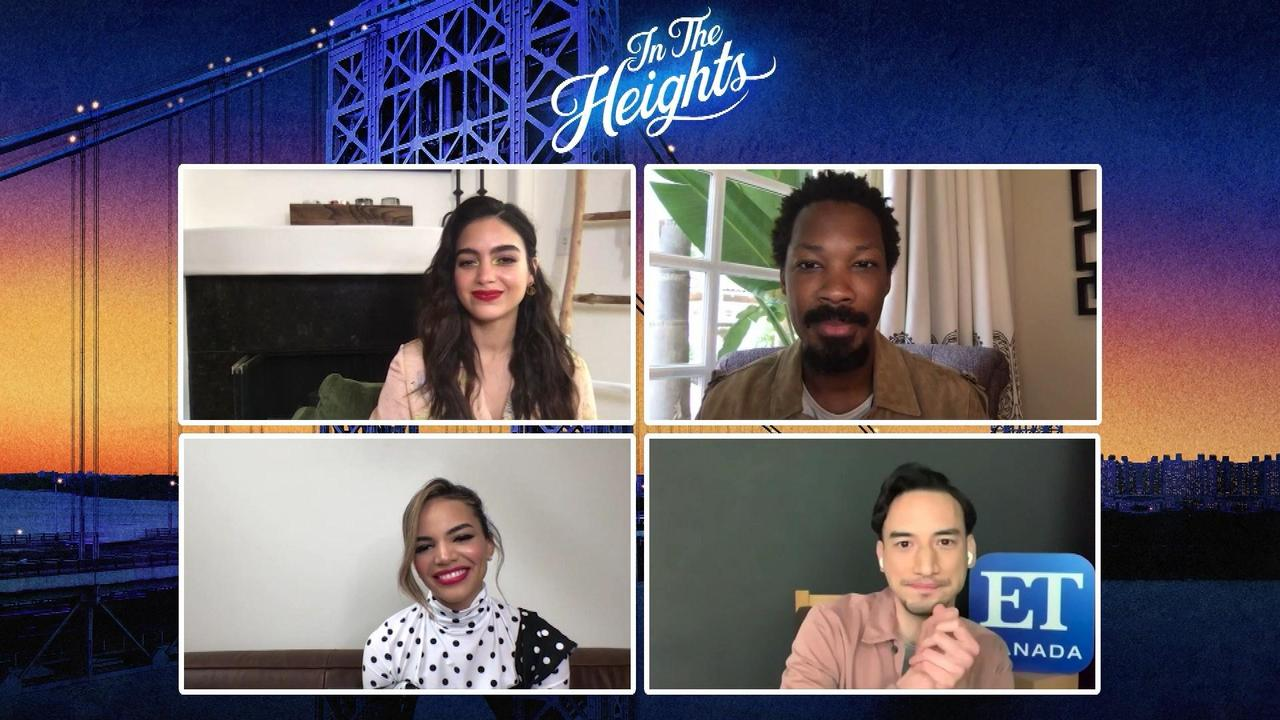 Cast Talk Representation In 'In The Heights'