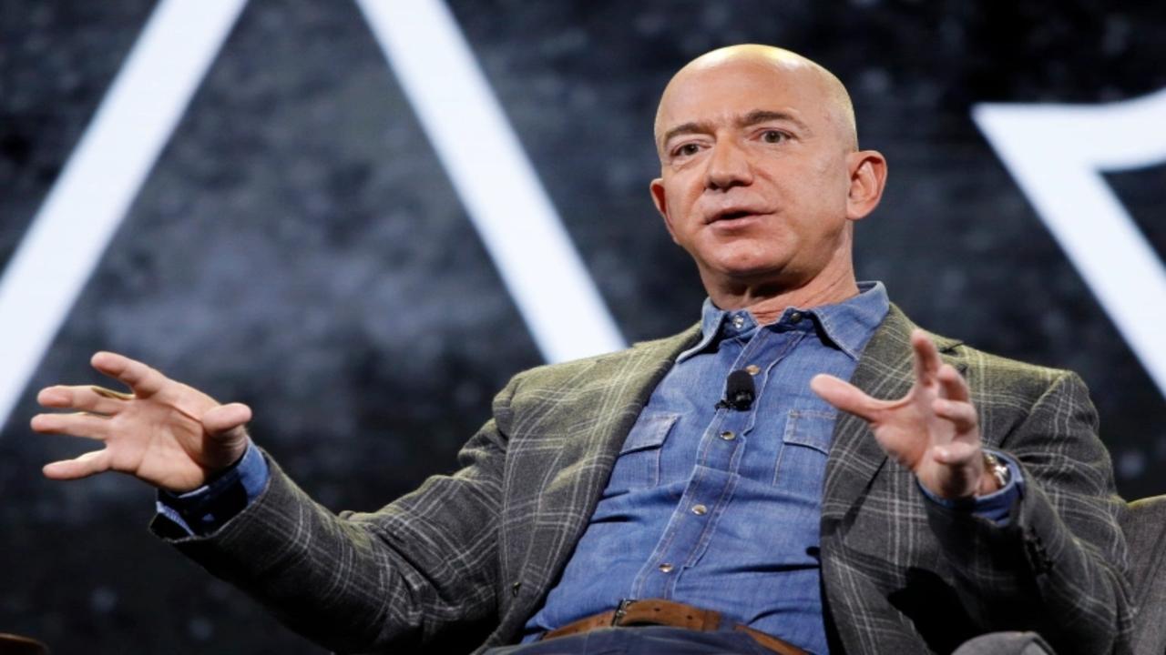 Amazon founder Jeff Bezos plans to travel to space