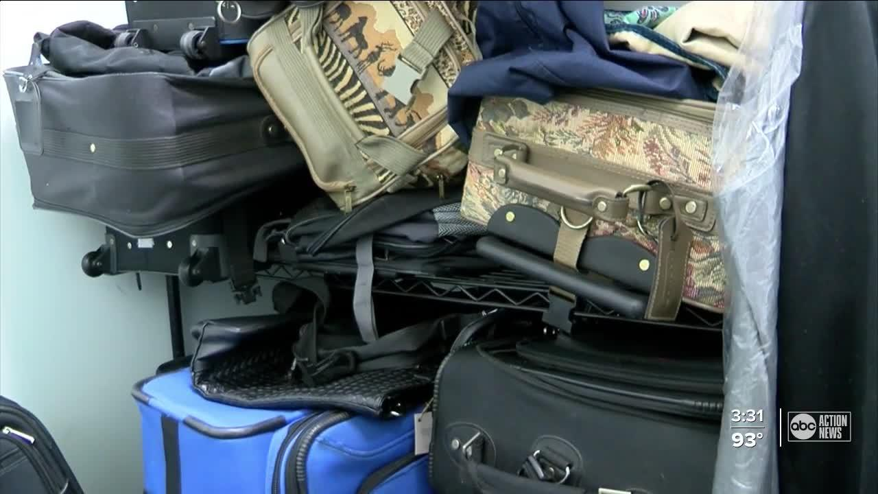 Pasco County Extension collecting luggage for foster children in need