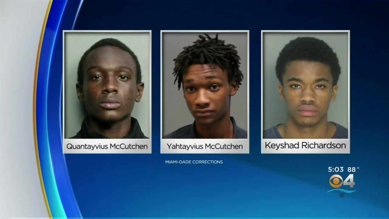 3 Teens Arrested For Turnpike Shooting