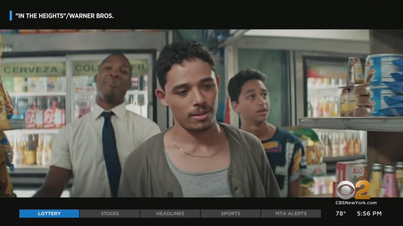 'In The Heights' Arrives In Theaters Wednesday