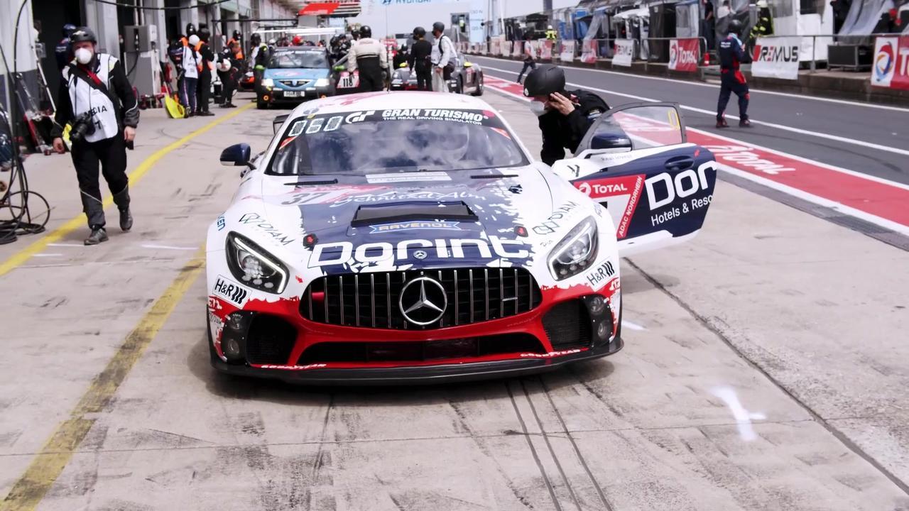 ADAC TOTAL 24h race 2021 - Recap Video Thursday