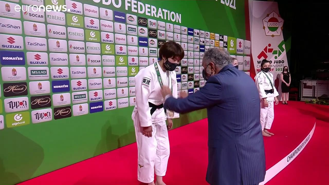 Another good day for Japan at the Judo World Championships in Budapest