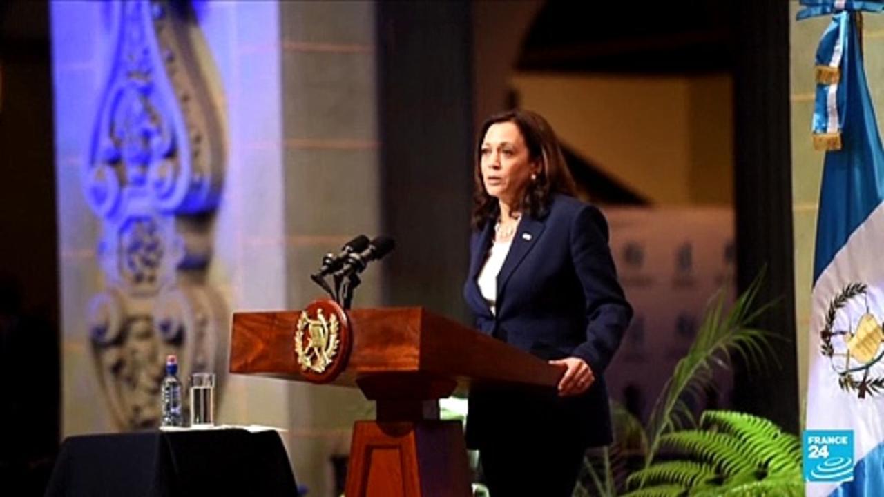 US VP Kamala Harris tells would-be warns migrants 'do not come'