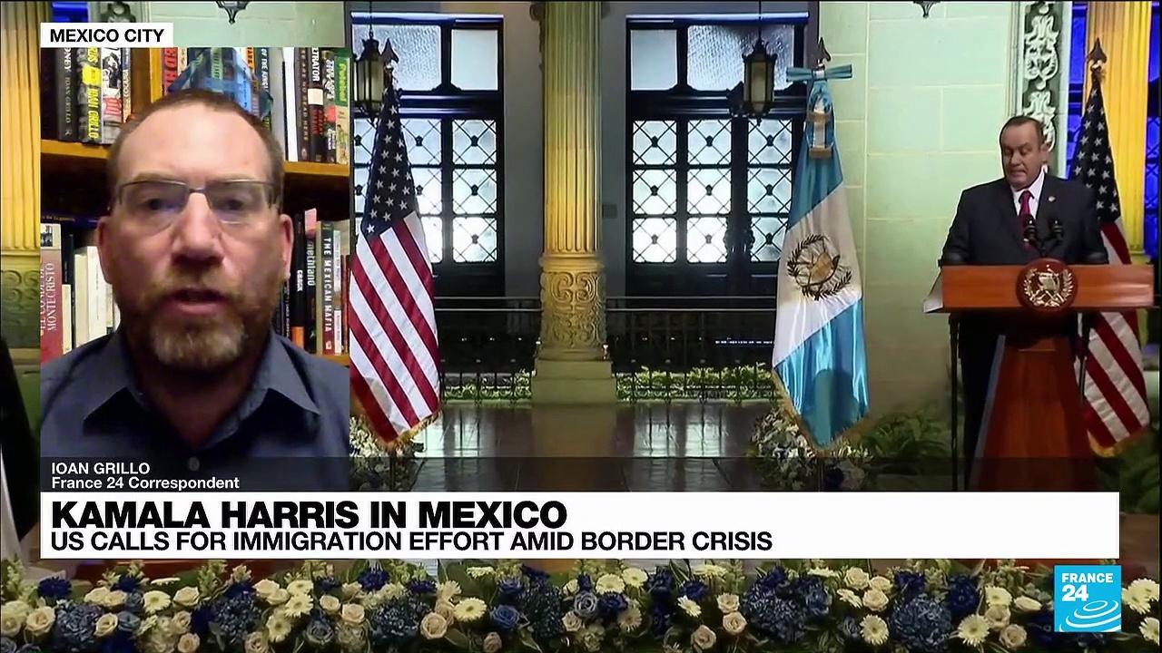 US calls for immigration effort amid border crisis