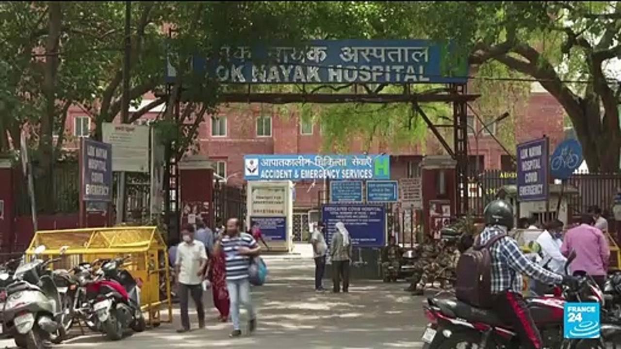 India revises vaccination policy as Delhi, Mumbai eases virus lockdowns