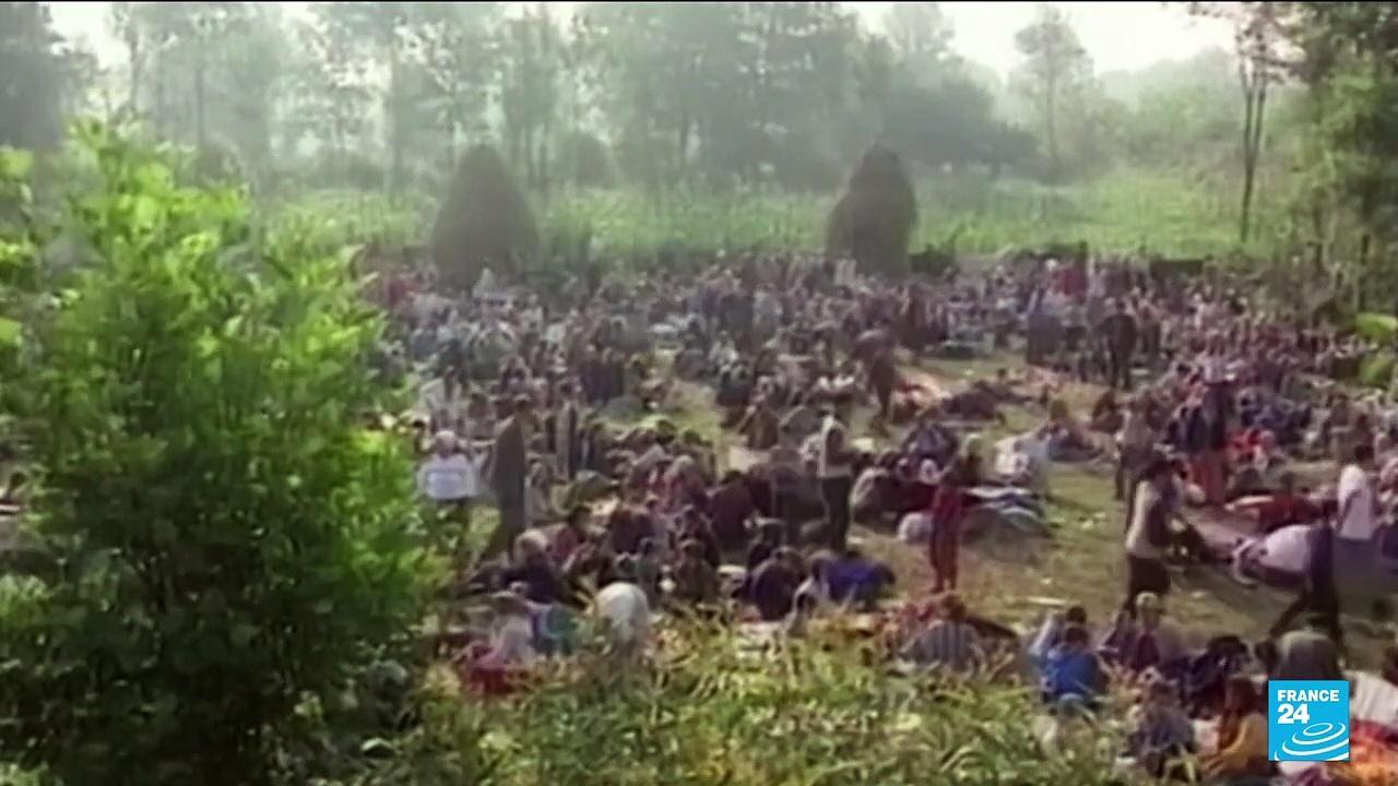 'Butcher of Bosnia' Ratko Mladic faces final genocide verdict