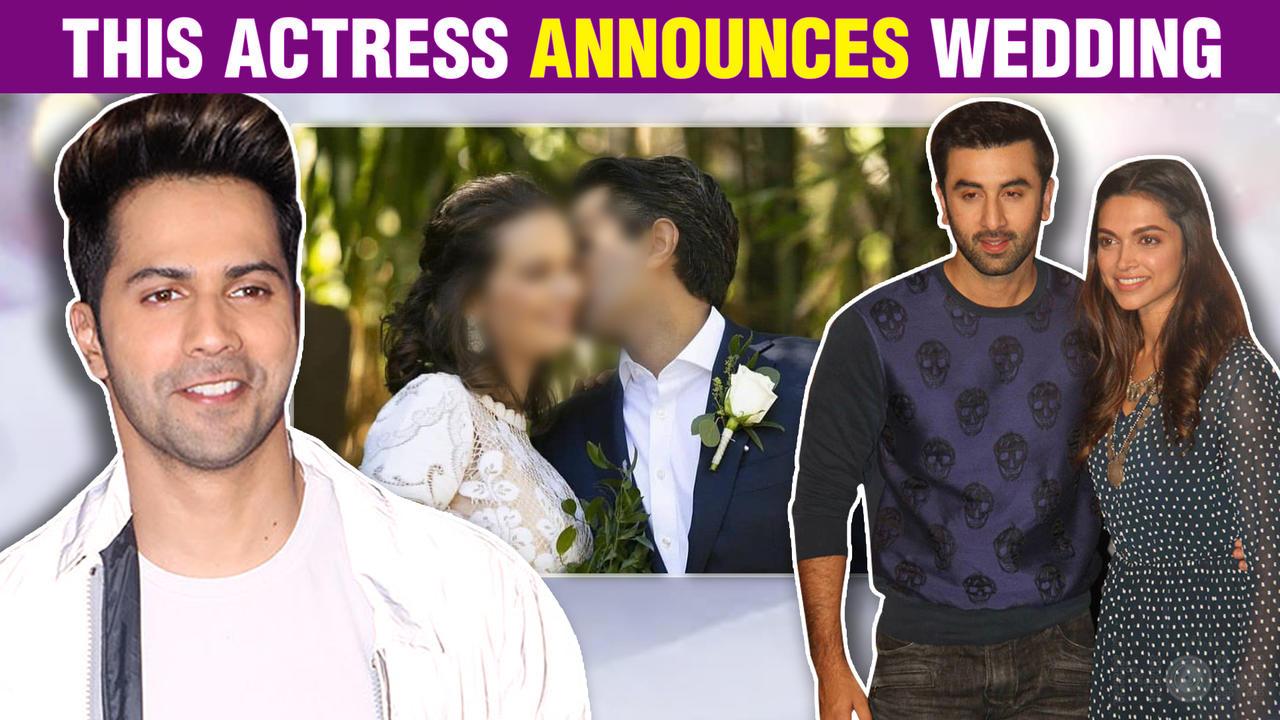 Varun Dhawan & Ranbir Kapoor's Co Star Gets Married | Couple's FIRST REACTION On Wedding