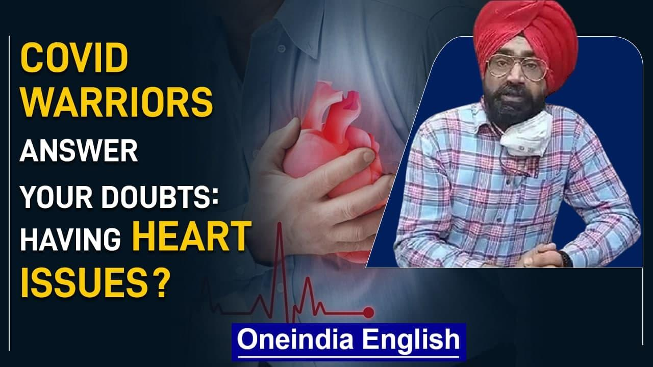 Covid-19: Heart issues post-recovery troubling you?| Watch the Video| Cardio| Oneindia News