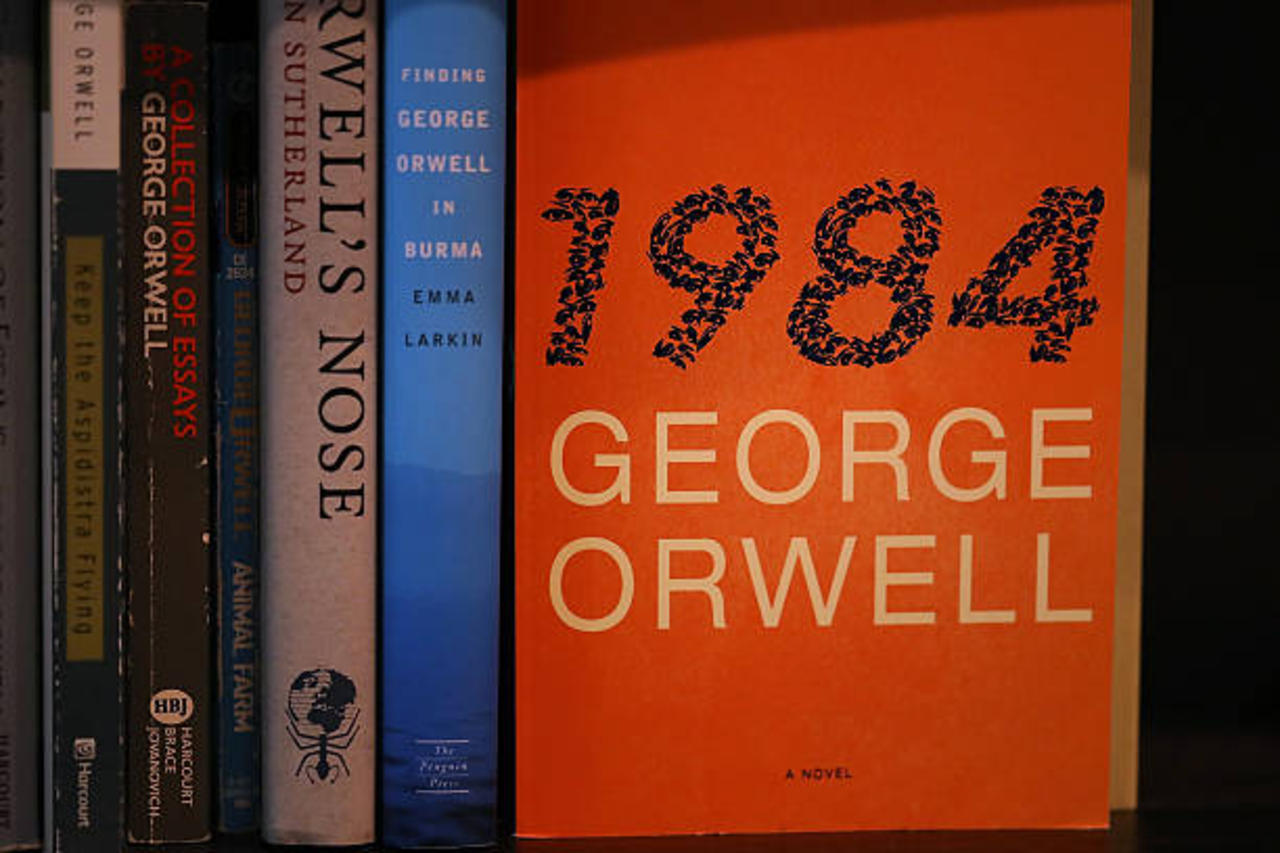 This Day in History: George Orwell's '1984' Is Published