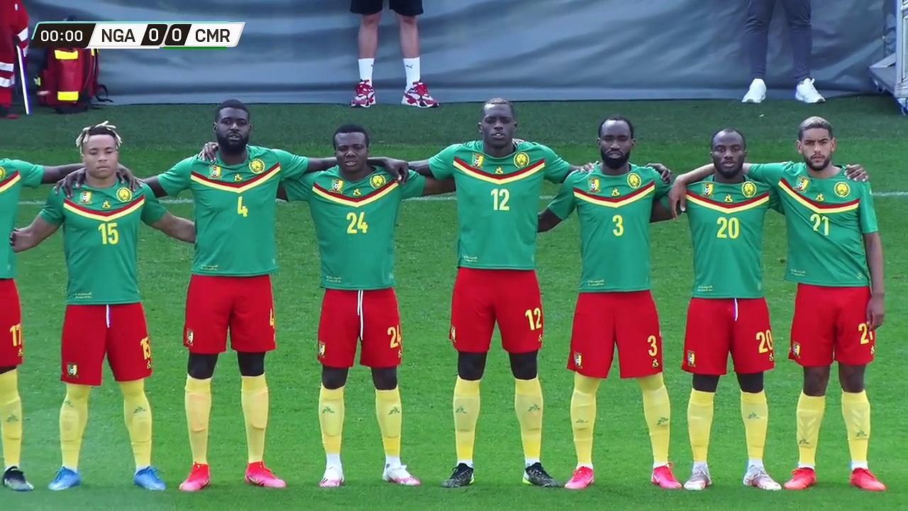 RELIVE: Nigeria v Cameroon - International Friendly Match 08.06.2021