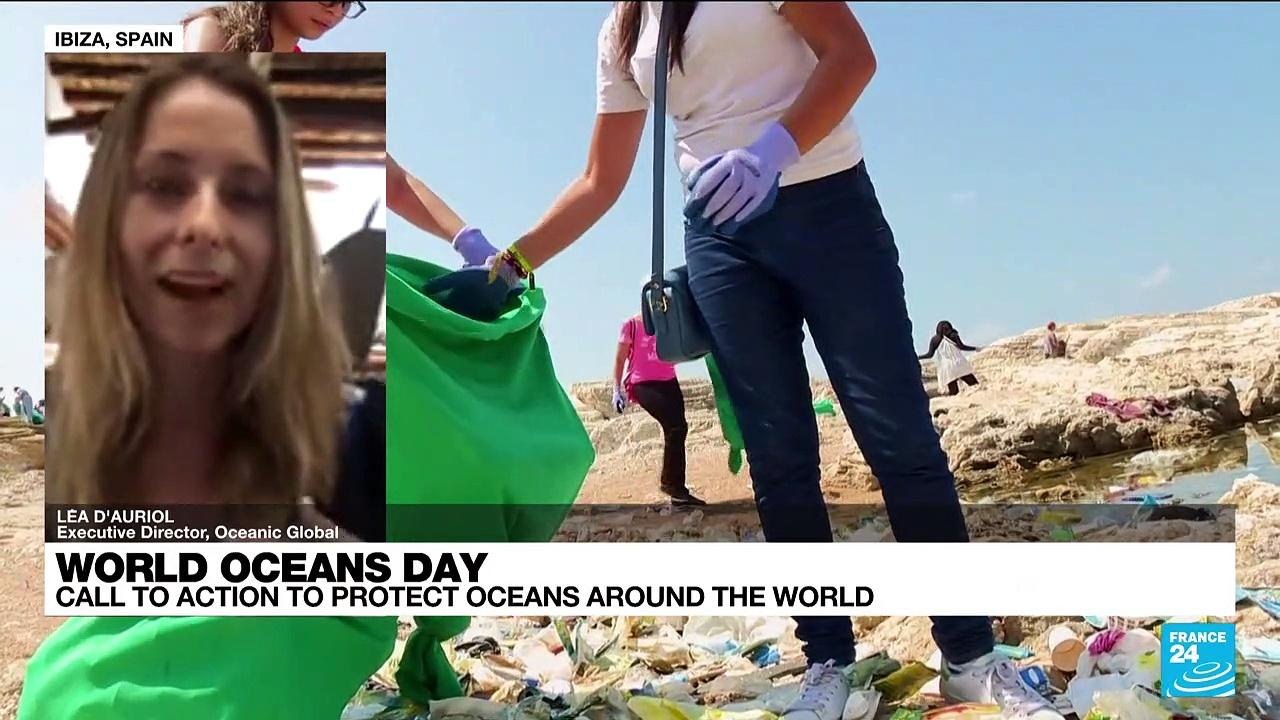 World Oceans Day: A call to action to protect oceans around the world