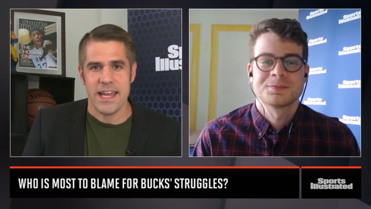 Who Deserves the Most Blame for the Bucks' Struggles Against the Nets?