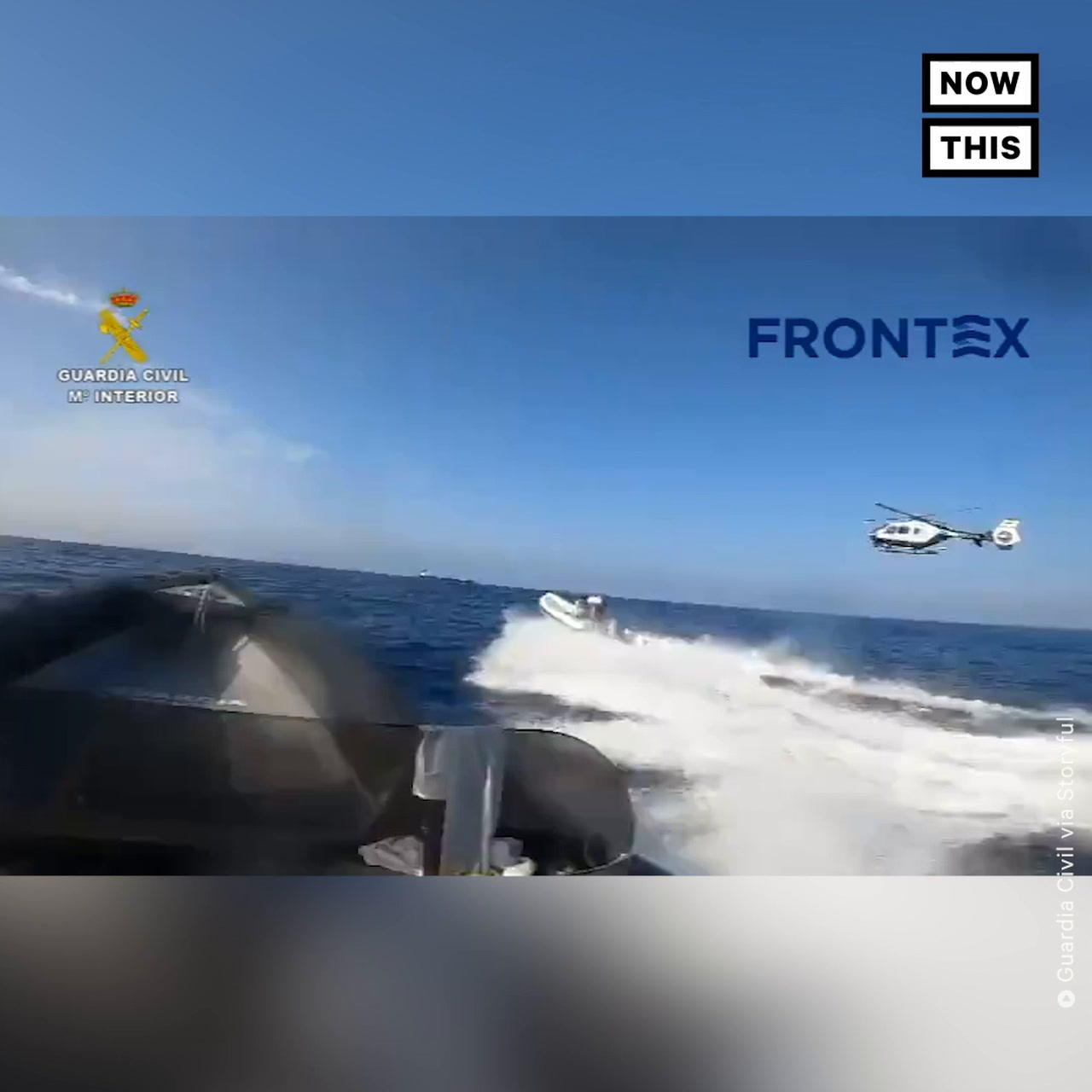 3 Suspects Fall Overboard During High-Speed Boat Chase