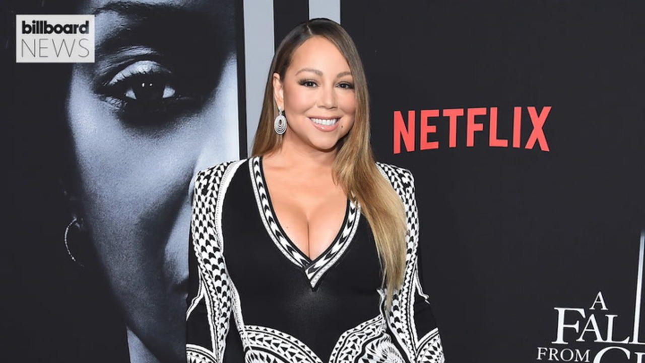 Mariah Carey Had the Best Reaction to Rumors She Split With Jay-Z's Roc Nation   Billboard News
