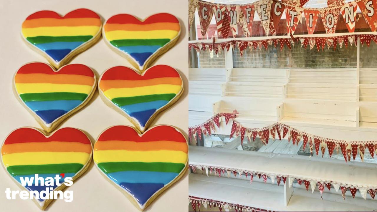 Bakery Receives Support For Pride Month After Backlash